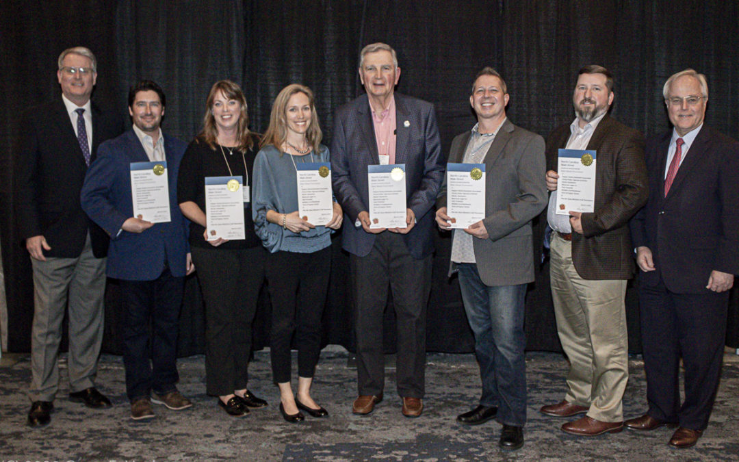 2019 Award of Merit – Best Retail Promotion – Play the 'Quay Mini Golf Tournament