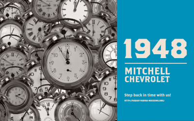 Museum Mondays: Mitchell Chevrolet