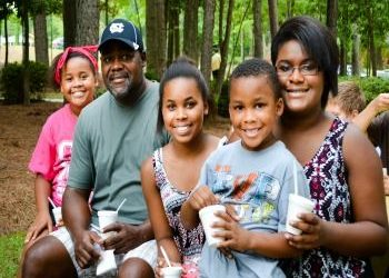 Ice Cream Social at Mineral Springs Park