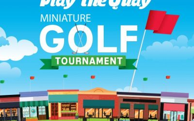 Play the Quay Miniature Golf Tournament